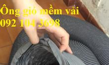 Ống gió mềm Hàn Quốc, ống gió mềm vải Tarpaulin