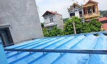 Bạt mái xếp di động nhà hàng tại Bắc Giang