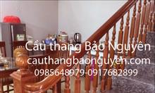 Bán thanh lý lan can cầu thang gỗ lim