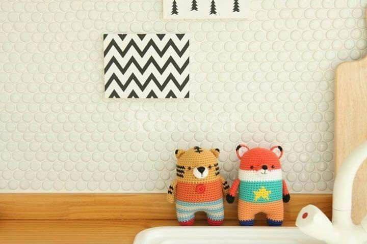 Đồ len đáng yêu, handmade len bông nhập khẩu an toàn cho bé MeeDuosHa