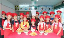 Khóa học nấu ăn gia đình tại Hà Nội, được chọn thời gian học