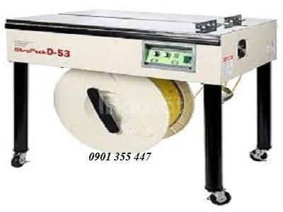 Máy đóng đai nhựa hàn nhiệt tự động giá tốt