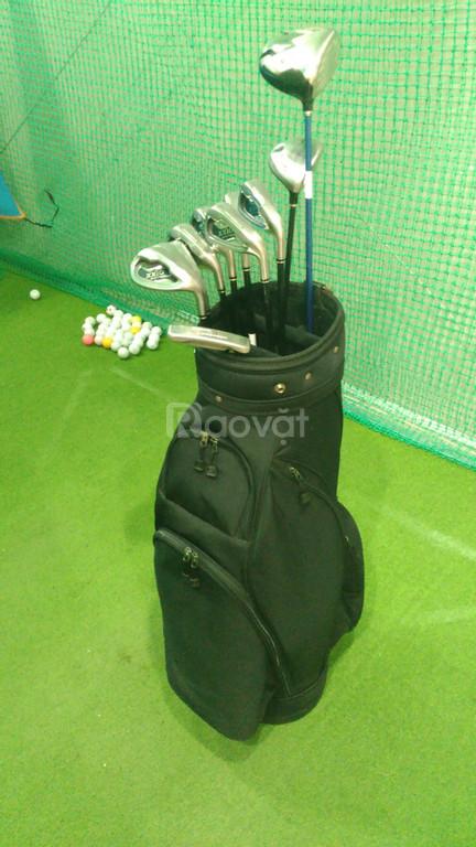 Bộ gậy golf xxio 2ndhand 11 gậy