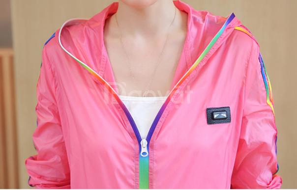 Áo khóa chống nắng chống tia UV (ảnh 8)