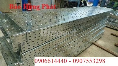 Sản xuất các loại thang cáp inox 316 tại Long An rẻ