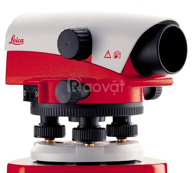 Máy thủy bình Leica NA728 lấy chuẩn cao độ (ảnh 1)