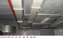 Gia công các loại máng cáp sơn tĩnh điện tại quận 8