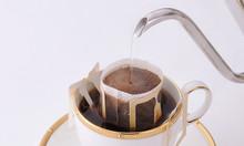 Drip coffee - phin giấy lọc cà phê