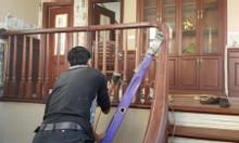 Sơn đồ gỗ tại nhà