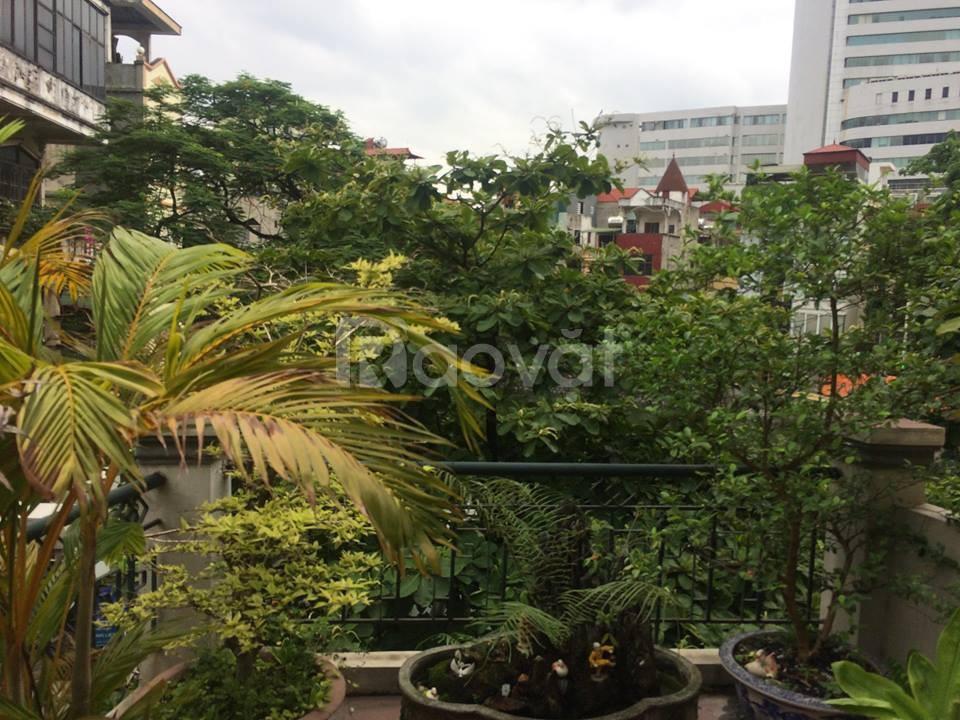 Bán nhà riêng, KD, ô tô kv Thái Hà, diện tích 78m2, giá 6,7 tỷ (ảnh 1)