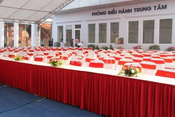 Cho thuê bàn ghế sự kiện