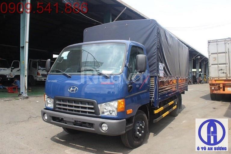 Xe tải Hyundai hd700 6t8 vay trả góp 90% (ảnh 5)