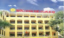 Trường cao đẳng nghề Văn Lang