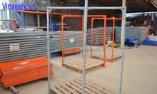 Pallet sắt, tấm kê hàng, pallet lưới, pallet xếp chồng Unirack