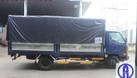Xe tải Hyundai hd700 6t8 vay trả góp 90% (ảnh 4)
