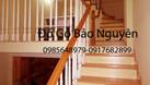 Bán tay vịn mặt bậc cầu thang gỗ lim (ảnh 5)
