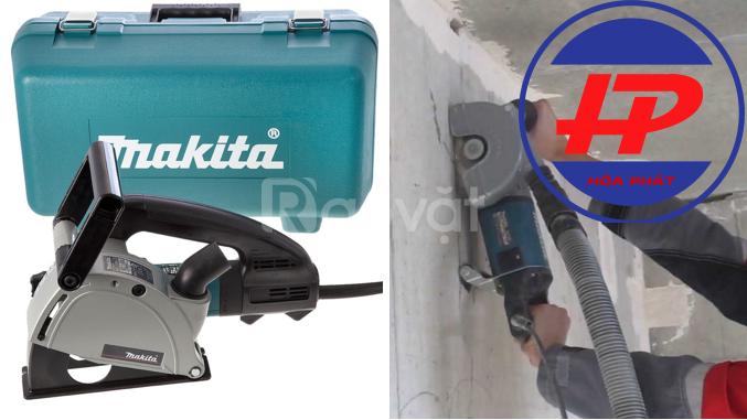 Máy cắt tường 2 lưỡi Makita SG1251J phục vụ thi công công trình