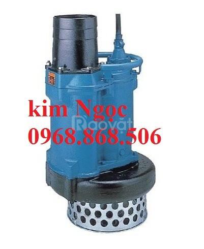 Máy bơm nước thải tsurumi KTZ411, 11kw