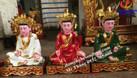 Tượng thờ gỗ, tượng phật gỗ mít lõi sơn son thếp bạc thếp vàng (ảnh 6)
