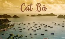 Tour du lịch đảo Cát Bà hè 2018