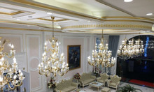 Trung Vàng - Dát vàng nội thất, dát vàng biệt thự, nhà ở tại VN