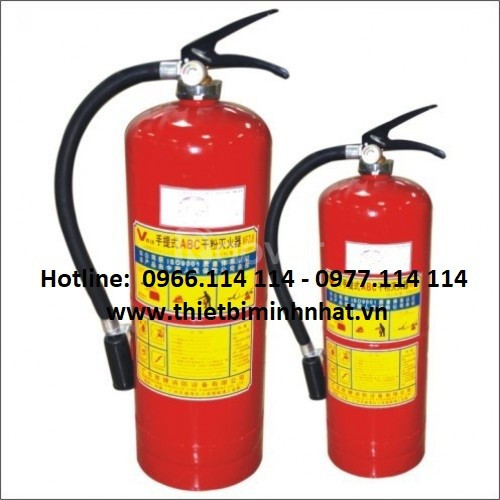 Chuyên cung cấp bình chữa cháy chất lượng, uy tín (ảnh 4)
