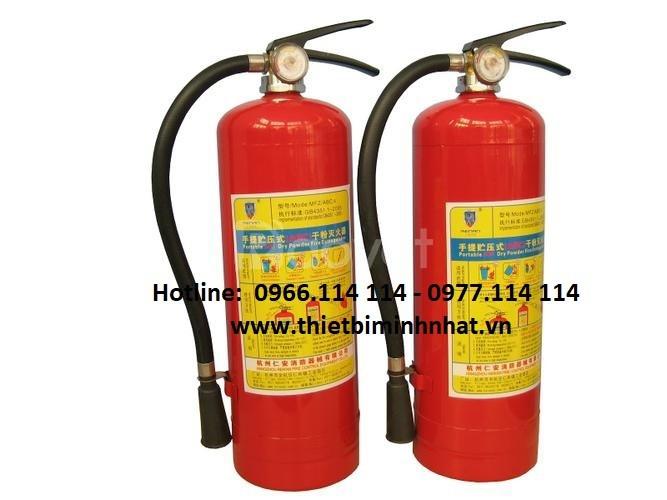 Chuyên cung cấp bình chữa cháy chất lượng, uy tín (ảnh 1)
