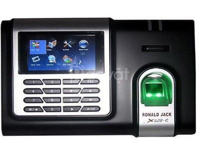 Máy chấm công vân tay Ronald Jack X628 (ảnh 1)