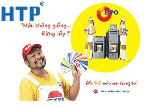 Công ty sơn dầu Expo màu 9191 giá rẻ Quận 7 Tp Hồ Chí Minh (ảnh 5)
