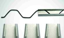 Cung cấp thanh nẹp và zíc zắc cho nhà lưới, nẹp cài màng nhà kính