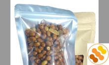 Đậu phộng rang tỏi ớt Gò Vấp - đậu phộng tỏi ớt