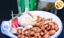 Đậu phộng rang tỏi ớt quận 12- đặc sản Long An