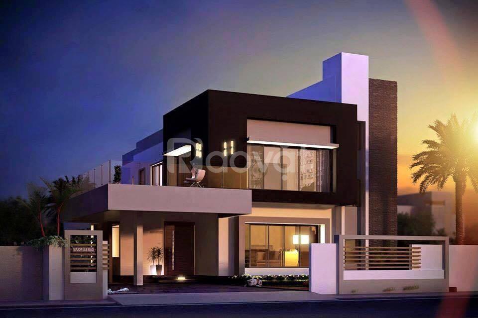 Xây dựng nhà ở Thủ Dầu Một, Bình Dương