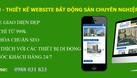 Thiết kế website bất động sản dưới 1 triệu đồng toàn quốc (ảnh 2)