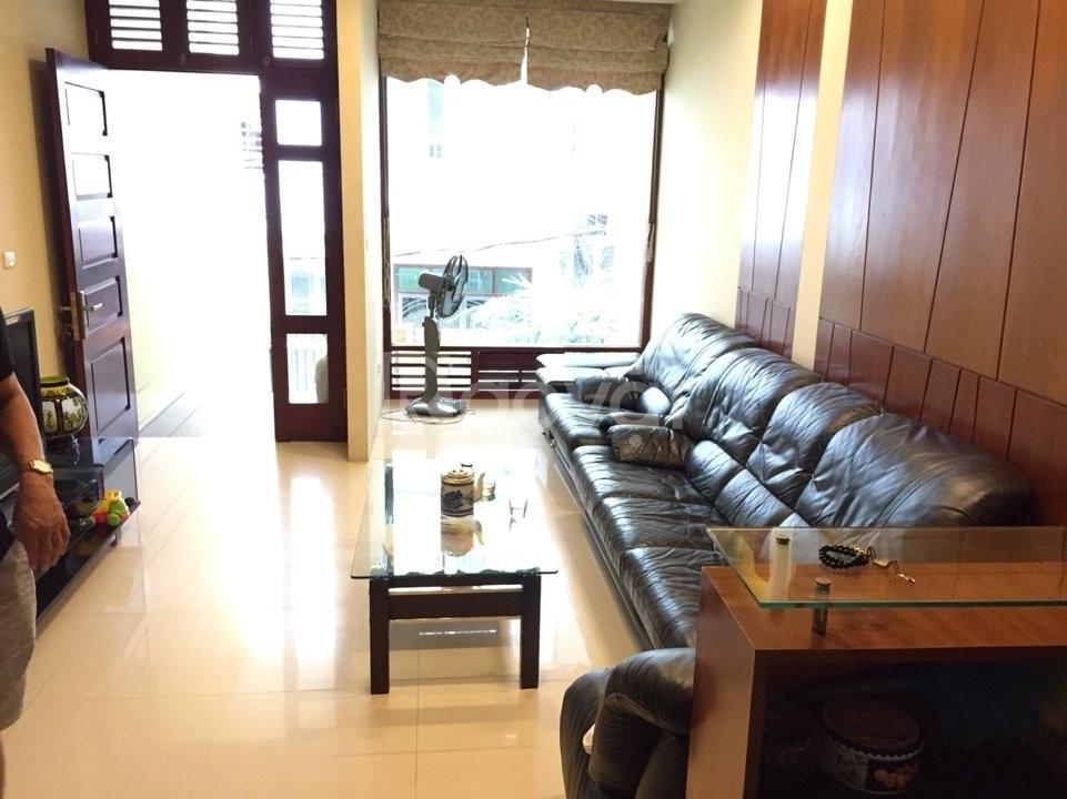 CC bán nhà ngõ đường Hoàng Hoa Thám, Q.Tây Hồ, 86m2x5T, giá 10.5tỷ (ảnh 1)
