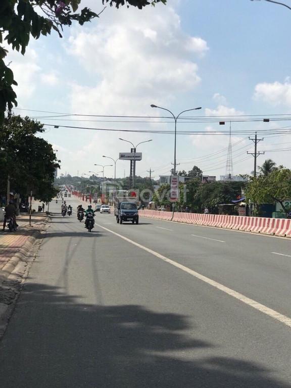 Bán đất thổ cư giá rẻ, mặt tiền ĐLBD, Phú Hòa, TDI, DTSD 5300 (ảnh 2)