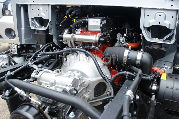 Xe tải jac 1t25 máy dầu euro 4 đời 2018 (ảnh 4)