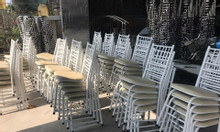 Ghế chiavari, tiffany xưởng sản xuất ghế chiavari giá rẻ