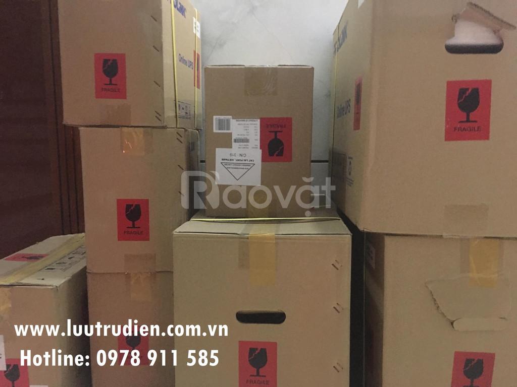 Bộ lưu điện ups 3KVA online - Prolink