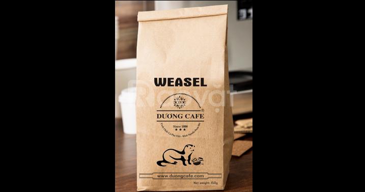 Cà phê chồn Weasel gói 150g-450.000 Đ