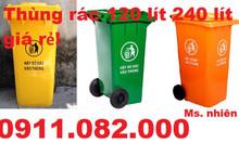 Bán thùng rác công nghiệp, thùng rác y tế, thùng rác đạp chân