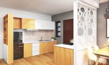 Nhận thi công tủ bếp giá tại rẻ 2n Furnitures