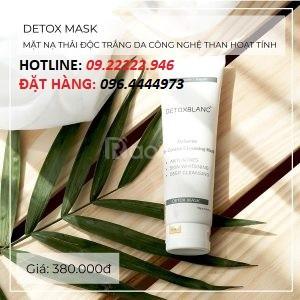 Mặt nạ thải độc trắng da công nghệ than hoạt tính - detox mask (ảnh 3)