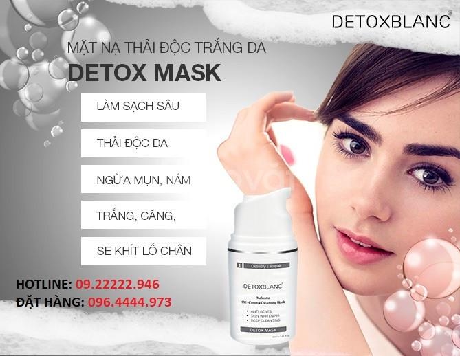 Mặt nạ thải độc trắng da công nghệ than hoạt tính - detox mask (ảnh 5)