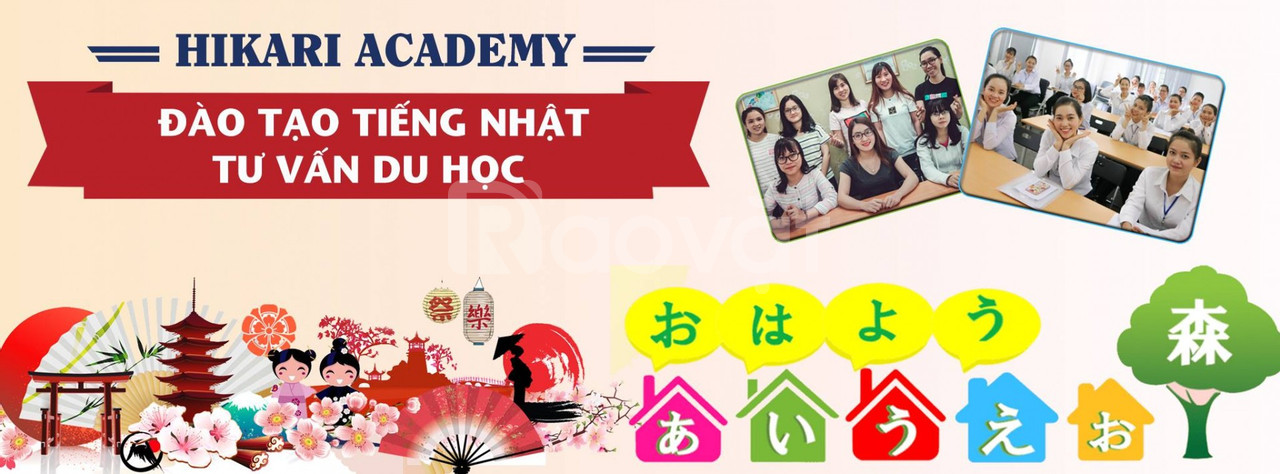 Hikari Academy chiêu sinh lớp học tiếng Nhật tại ĐH Kinh Tế