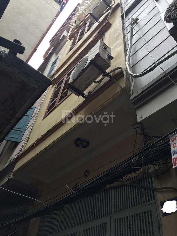 Bán nhà Ngõ 181 phố Nguyễn Lương Bằng, 4 tầng, full nội thất  (ảnh 5)