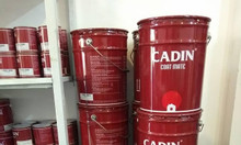 Cầm tìm đại lý cung cấp sơn chống rỉ Cadin màu đỏ