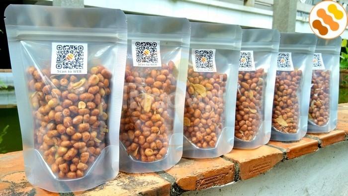 Đậu phộng rang tỏi ớt Quận 6, đặc sản đậu phộng tỏi ớt