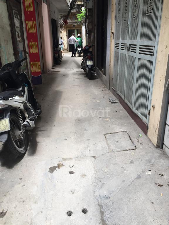 Bán nhà Ngõ 181 phố Nguyễn Lương Bằng, 4 tầng, full nội thất  (ảnh 6)