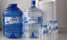 Thanh lý hệ thống xử li và sản xuất nước đóng bình